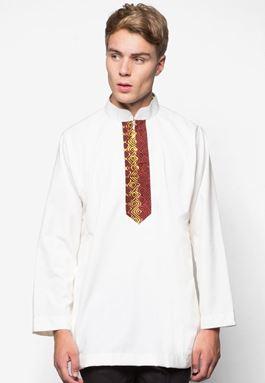 WOOW Shirt - WK04 Baju Melayu