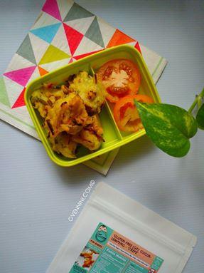 Baby - Gluten-Free (GF) 'Cucur' /  'Lempeng' / Crepes