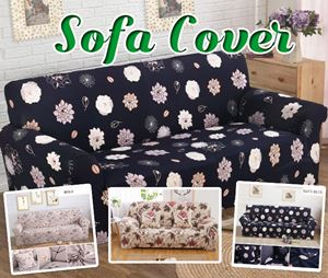 Sofa Cover (Flower)