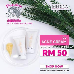 2 Acne Healing Cream