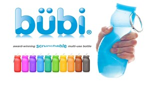 Bubi Silicone Water Bottle 415ML