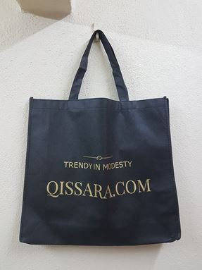 RM1 Shopping Bag Qissara (Bigger than A3)-LIMITED 1 BAG FOR EACH ORDER
