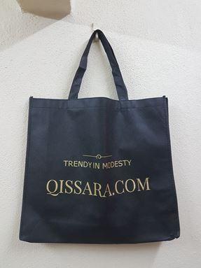 RM1 Shopping Bag Qissara (Bigger than A3)-LIMITED 1 BAG FOR EACH ORDER