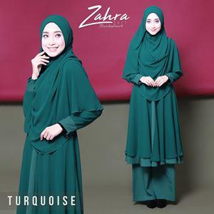Zahra ( Turqoise )