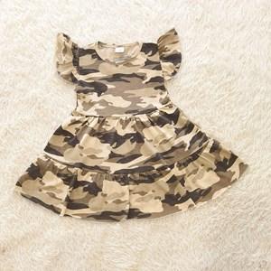 [SIZE 4 - 6] Princess Dress : Design Camouflage