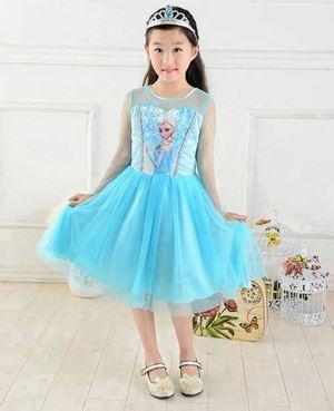 Frozen Dress - Elsa