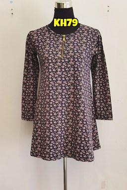 Khadijah Blouse (KH 79) Size M , XL