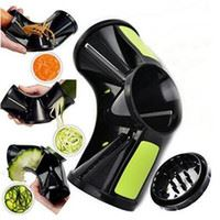 3 IN 1 VEGETABLE FRUIT SPIRALIZER