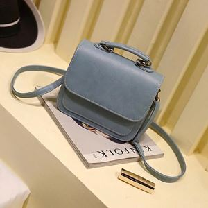 Sling Simple Bag Dusty Blue