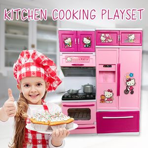 KITCHEN COOKING PLAYSET