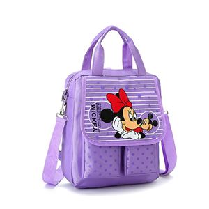 @  TUITION / SHOULDER BAG { MINNIE PURPLE }