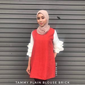 TAMMY PLAIN BLOUSE