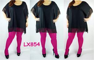 LX854 * Bust124-160cm