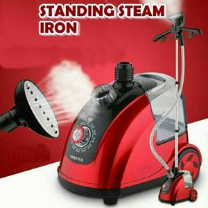 STANDING STEAM IRON