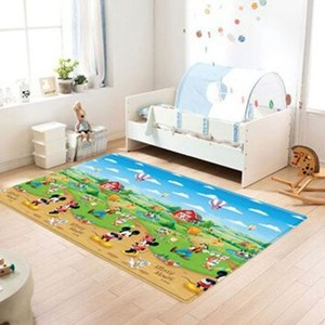 DOUBLE SIDED PRINTED PLAYMAT 200CM X180CM