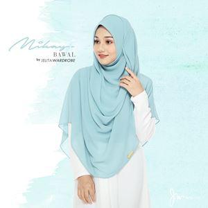 MIKAYLA BAWAL 🐠 (SOFT BLUE)