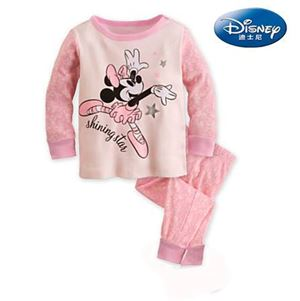 Disney Pyjamas - Minnie Shining Star (1-7y)