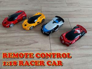 R/C 1:18 RACER CAR