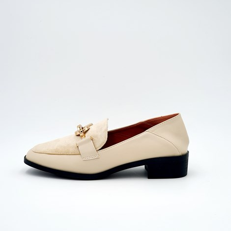AGAPE AS09 BEIGE [ Size: 35, 36, 37, 38, 39, 40, 41 ]