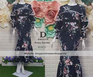 Dress Karina Black