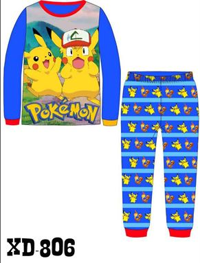 CALUBY XD-806 Kids Pyjama (2T)
