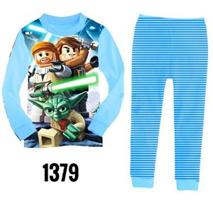 1379 Kids Pyjama (2-7 tahun)
