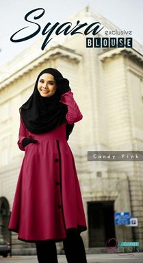 SYAZA EXCLUSIVE ( Candy Pink )