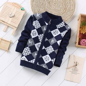 PREORDER KIDS SWEATER DARK BLUE
