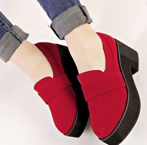 RY136 Red [Size: 38, 39]