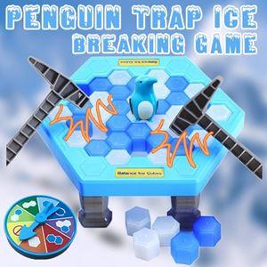 PENGUIN TRAP ICE BREAKING GAME ETA 26 OCT 20