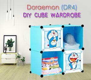 Doraemon 4C DIY WARDROBE (DR4)