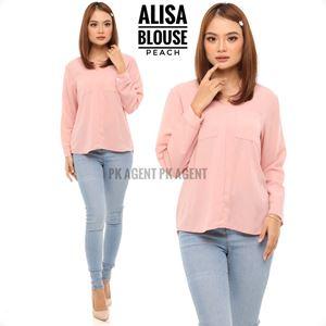 ALISA BLOUSE