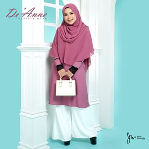DE'ANNE VARIETY WEAR (DUSTY PINK)