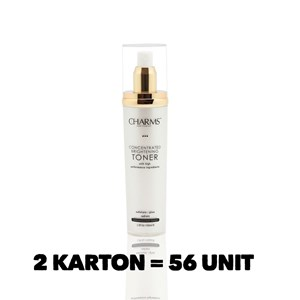CHARMS CLEANSER & MAKE UP REMOVER 100ML - (2 KARTON)