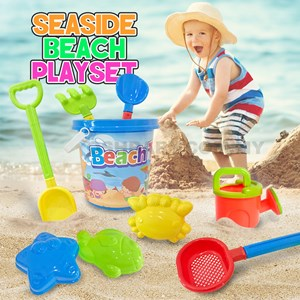 SEASIDE BEACH PLAYSET