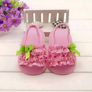 GIRL PINK SANDALS PRE-WALKED SHOES