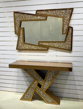 SET CONSOLE TABLE B