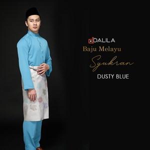 DUSTY BLUE 017