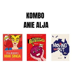 KOMBO ANIE ALJA (1. Filosofi Mak Singa 2. Filosofi Bawang 3. Moving Out)