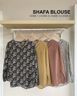 Shafa blouse