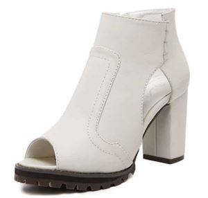 Shoe 2708 Black | White