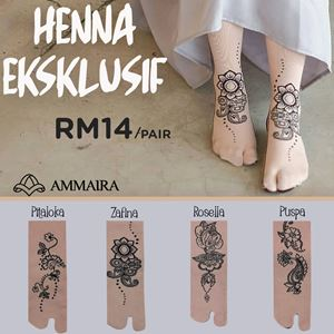 Henna Eksklusif Collection