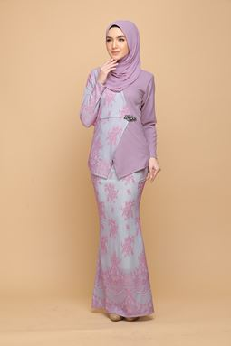 DEWI PINK PURPLE / CYAN (ADULT)