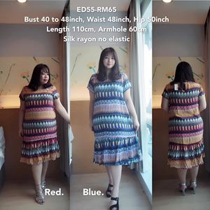 ED55 *Bust 40-48inch/ 101-122cm
