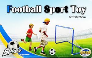 Football play toy