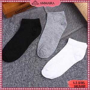 Low Ankle School Office short Socks