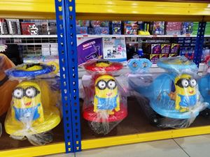 MINION SWING CAR