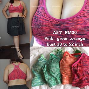 A57 *Bust 38-52 inch