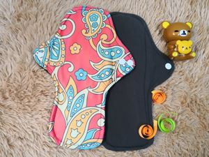 Cloth Pad - Batik (Uplifting) - Size L