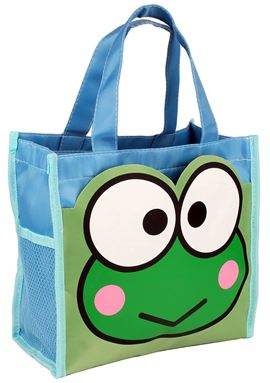 Hand Carry Cartoon Lunch Bag ( FROG )